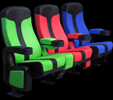 Big Screen Seating Movie Theater Seats
